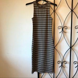 Midi muscle dress